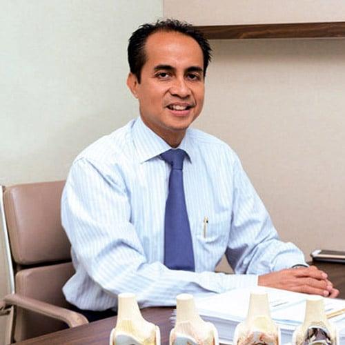 Dr. dr. Andri MT Lubis, SpOT (K)